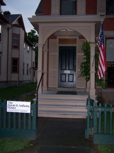 Susan B. Anthony House in Rochester